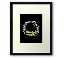 To Kill A King  Framed Print