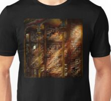 Library - It starts with a single page 1920 Unisex T-Shirt