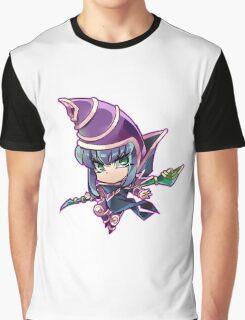 Chibi Dark Magician Graphic T-Shirt