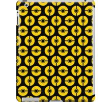 Poke-Dots Bee 1 iPad Case/Skin