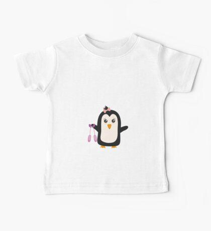Penguin dancer   Baby Tee