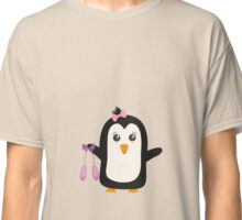 Penguin dancer   Classic T-Shirt