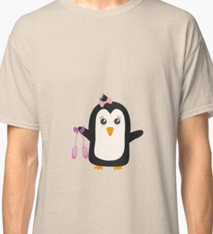 Penguin dancer   Classic T-Shirt