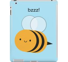 Kawaii Buzzy Bumble Bee iPad Case/Skin