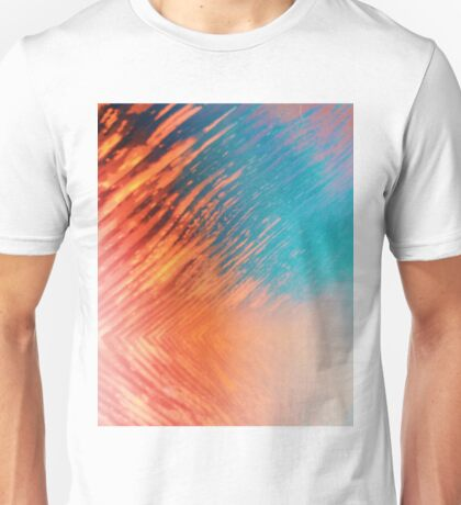 FALLING INTO HEAT Unisex T-Shirt