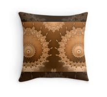 Encircled Breasts Throw Pillow