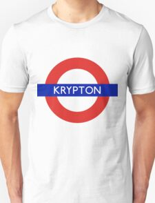 Fandom Tube- KRYPTON T-Shirt