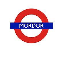 Fandom Tube- MORDOR Photographic Print