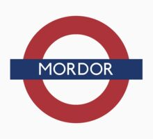 Fandom Tube- MORDOR Kids Clothes