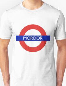 Fandom Tube- MORDOR T-Shirt