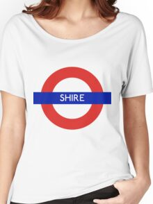Fandom Tube- SHIRE Women's Relaxed Fit T-Shirt