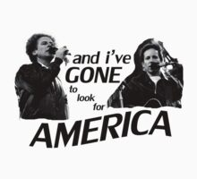 Simon & Garfunkel-America Kids Clothes