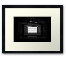 Staircase, Germany Framed Print