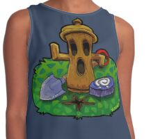 Treasures of Animal Crossing Contrast Tank