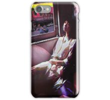 Ishikawa Train iPhone Case/Skin