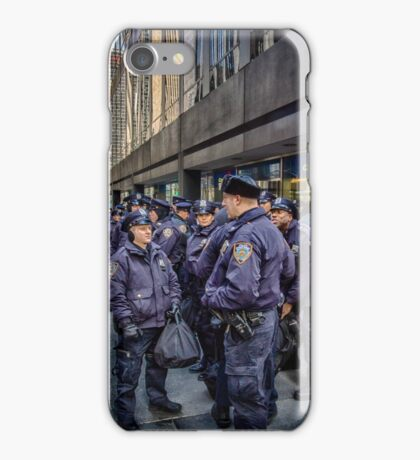 New York's Finest iPhone Case/Skin