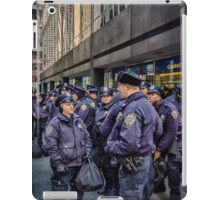 New York's Finest iPad Case/Skin
