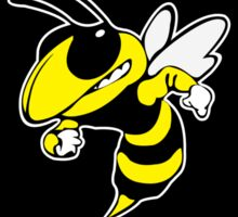 Fairview High School Yellow Jacket Sticker