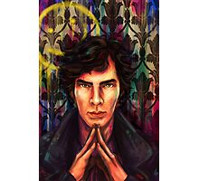 Sherlock: Mind Palace Photographic Print