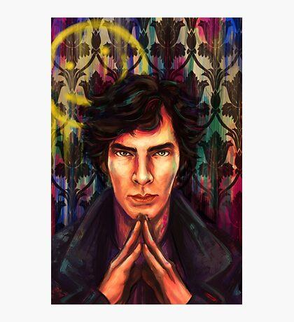 Sherlock: Mind Palace Photographic Print