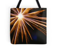 Burst, Honor, Thanks! Freedom! Celebration; We honor you for your service! We are grateful for our freedom! USA  Tote Bag