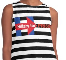 Hillary for PRISON Contrast Tank