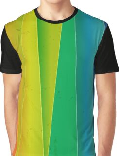 Colored Life Graphic T-Shirt