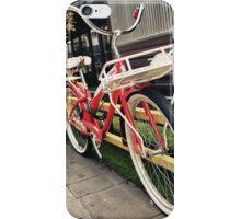 South Wharf Cycles iPhone Case/Skin