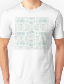 Marbled Brushstroke Repeating Pattern Unisex T-Shirt