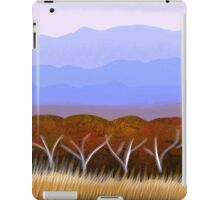 IPad Art- Distant Hills iPad Case/Skin