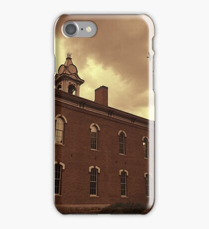 Mountain Education iPhone Case/Skin