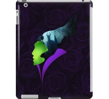 Maleficent - The Greatest Villain of All iPad Case/Skin