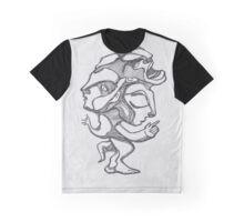 Weird human form illustration Graphic T-Shirt
