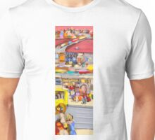 Evening Rush Unisex T-Shirt