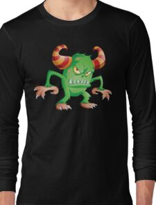 Halloween Monster 3 Long Sleeve T-Shirt
