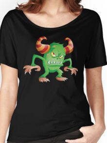 Halloween Monster 3 Women's Relaxed Fit T-Shirt