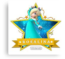 Princesa Rosalina Canvas Print