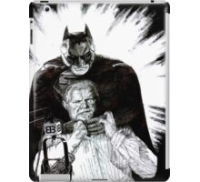 Rush vs. Batman iPad Case/Skin