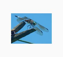 Dragonfly on Clothes Pin Unisex T-Shirt