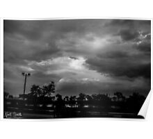 Storm Brewing Poster