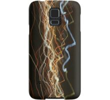 Heartbeat of the city Samsung Galaxy Case/Skin