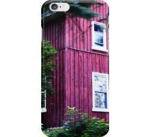 C A B I N  I N  T H E  W O O D S iPhone Case/Skin
