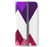 Geometric Abstract Phone Case iPhone Wallet/Case/Skin