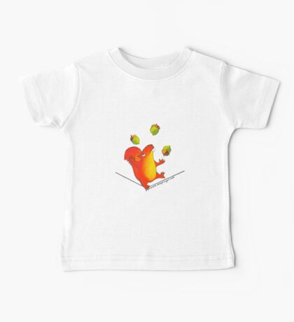Sally Squirrel Baby Tee