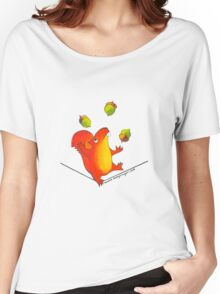 Sally Squirrel Women's Relaxed Fit T-Shirt
