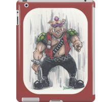 Bebop iPad Case/Skin