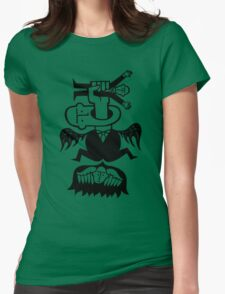 Making Angels Womens Fitted T-Shirt