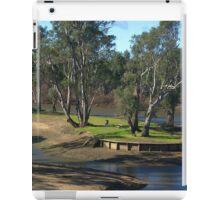 Corowa's lagoon iPad Case/Skin