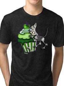 Kitty von cupcake Tri-blend T-Shirt