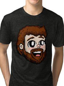 Official Freddy Plays merchandise Tri-blend T-Shirt